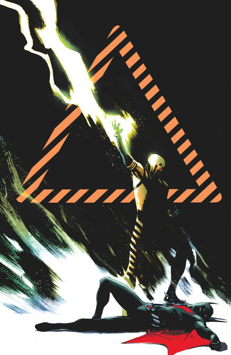 BATMAN BEYOND UNIVERSE #3 Written by KYLE HIGGINS and CHRISTOS N. GAGE Art by THONY SILAS and IBAN COELLO Cover by RAFAEL ALBUQUERQUE On sal...
