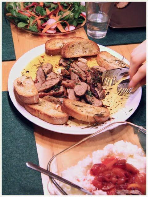 Sonntags ist Kaffeezeit: Jamie Oliver 30 Minuten Menü - Ente und Salat