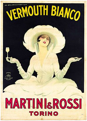 Sedi e Stabilimenti - Pessione - Milano - Torino - Martini & Rossi