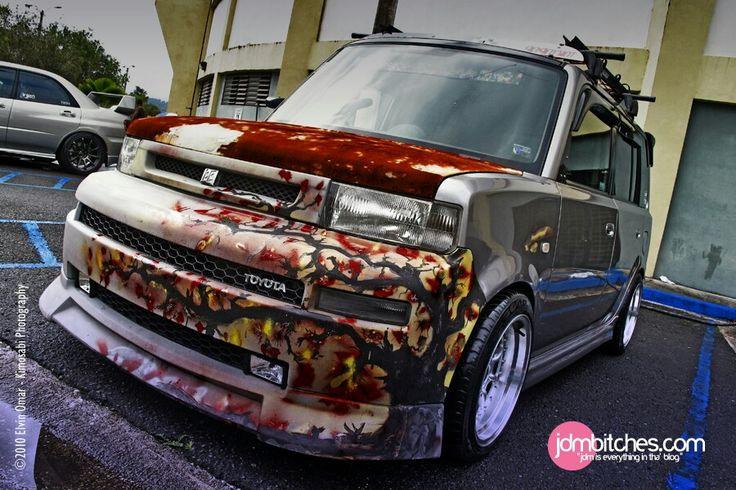 Toyota scion xB JDM