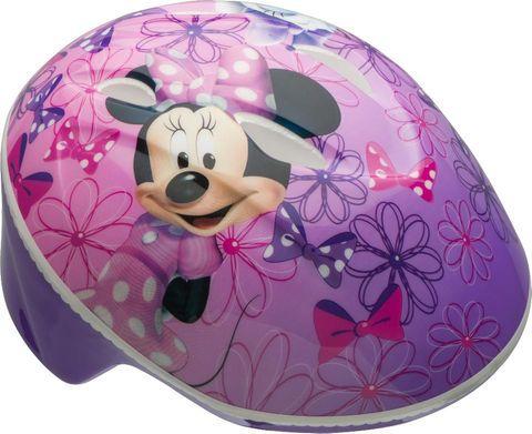 Bell Sports Minnie Mouse Girls Toddler Bike Helmet