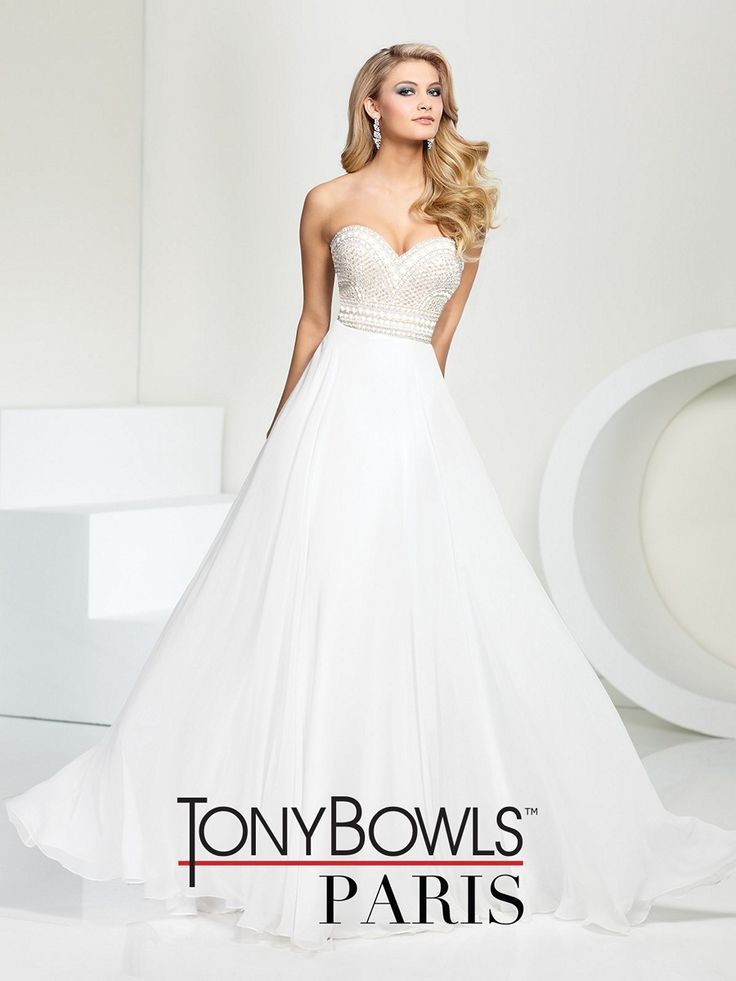 25+ best Tony Bowls On Demand images by That\'s My Dress Bridal and ...