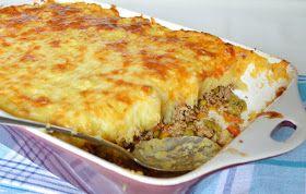 Citromhab: Pásztorpite - Shepherd's pie