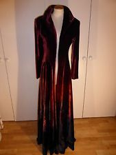 Edina Ronay Vintage Velvet Coat