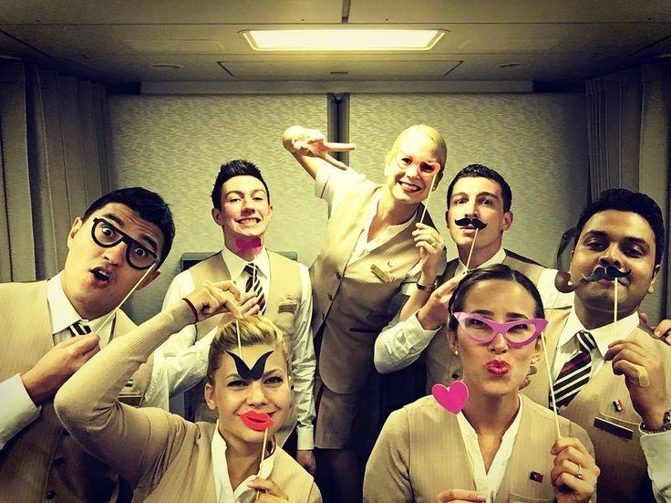From @said_jonx -  No stress! Just fun  #emirates #crewlife #cabincrew #emiratescabincrew #fun #instacrew #instapic #travel #wanderlust #allaroundtheworld #number1 #comeflywithme #dubai #uae #uzbekistan #tashkent #crewiser - #avgeek