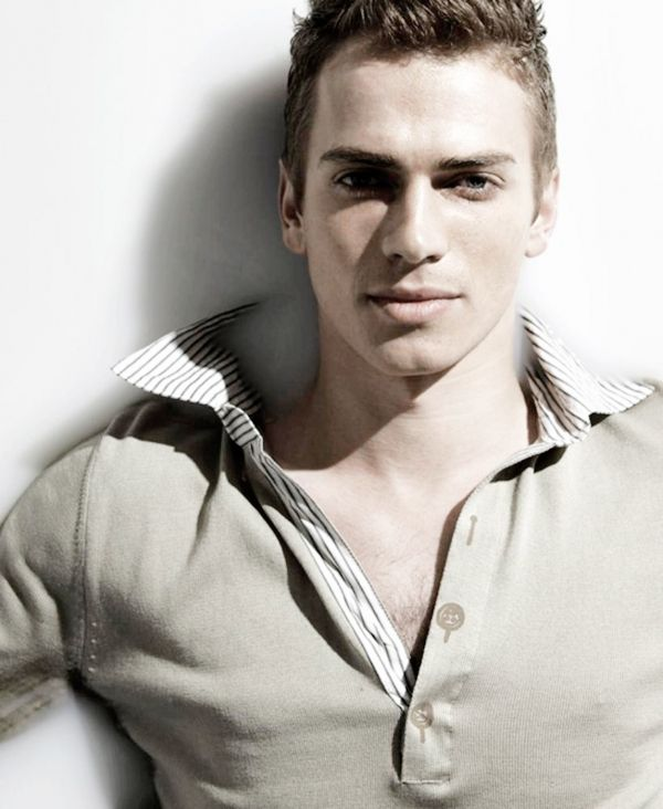 Hayden Christensen. Grew up in Thornhill, 30 min from my place. If I only knew him then. Sigh.