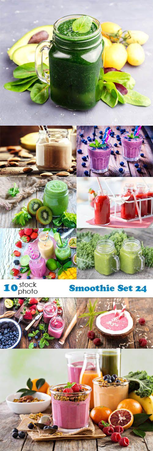 Photos - Smoothie Set 24