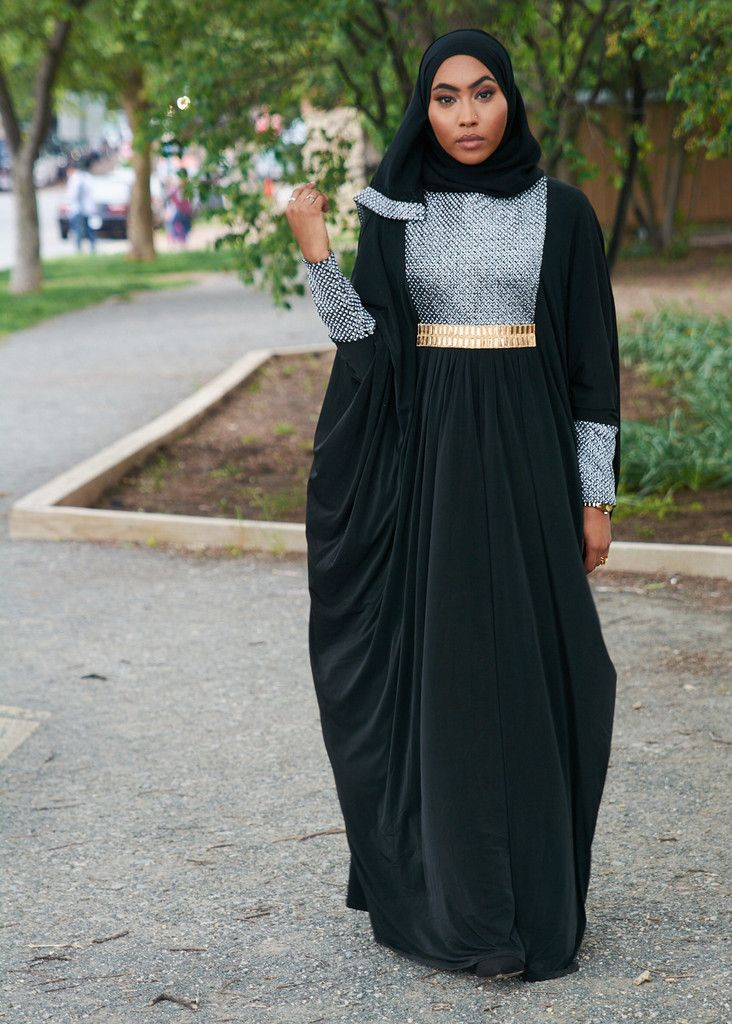 Starlet Abaya
