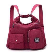JINQIAOER Women Shoulder Bags Waterproof Nylon Lady Sling Messenger Bag Female Crossbody Bags For Women Handbag Kiple Style  Price: US $29.49  Sale Price: US $15.92  #dressional