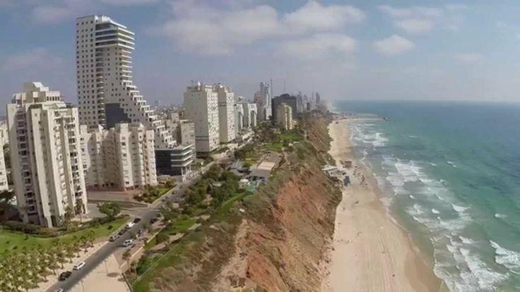 Netanya (fly video)