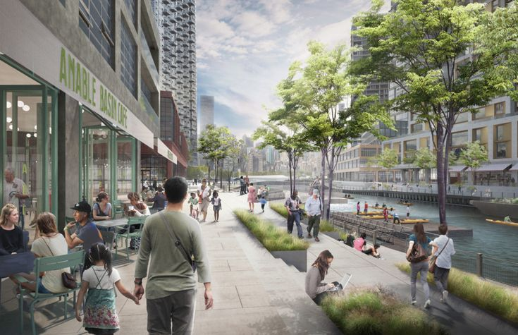 Plaxall family aims to revamp Long Island City's Anable Basin with ambitious 15-year project
