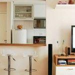 7 Apartamentos Pequenos Decorados e Otimizados