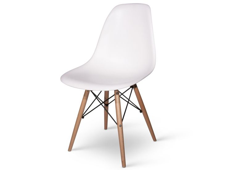 chaise eames dsw blanc chaises pinterest chaise dsw ray eames et eames. Black Bedroom Furniture Sets. Home Design Ideas