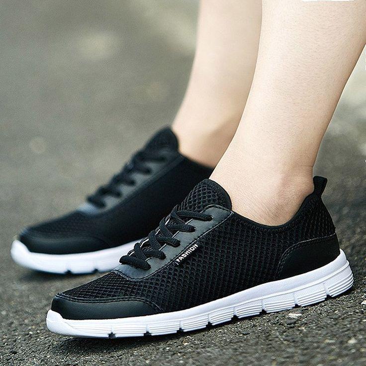 femme chaussures décontractées chaussure coureur chaussure de sportconfort Sneaker noir ie2MmwcO