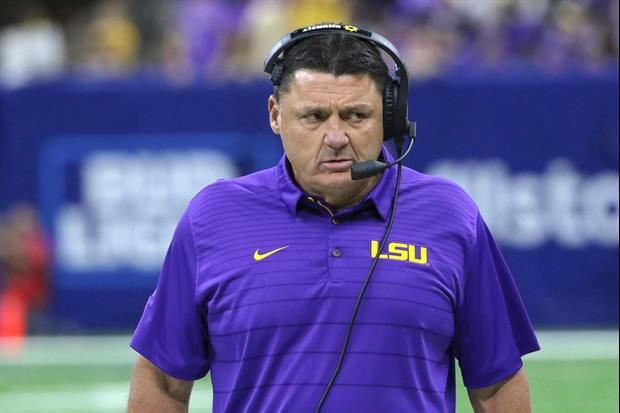 Coach O On D White Absence Lsu Playing Better Mad Lsu Lsu Fans Coach O Lsu