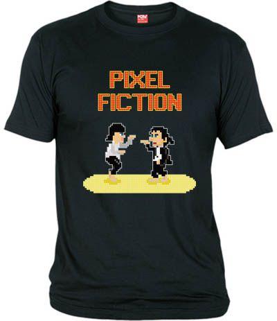 Pixel Fiction