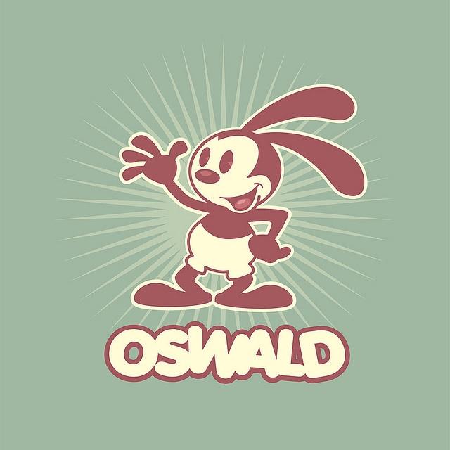Oswald by #JerrodMaruyama