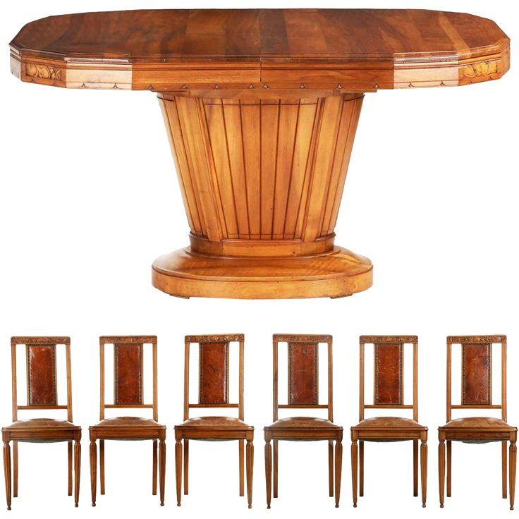 1264 best Art Deco Furniture Living/Dining images on Pinterest ...