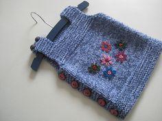 Ravelry: fanalaine's Pebble, Pebble and Pebble - free knitting pattern