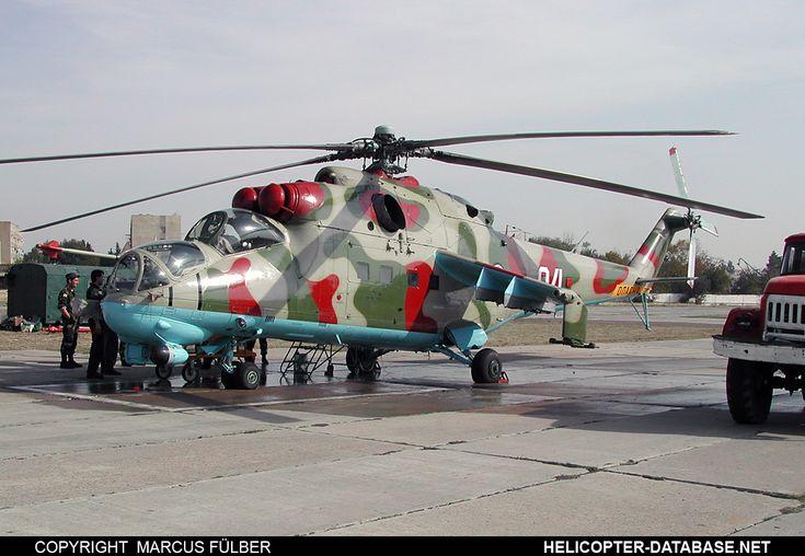 Mi-24PGeorgian Air Force