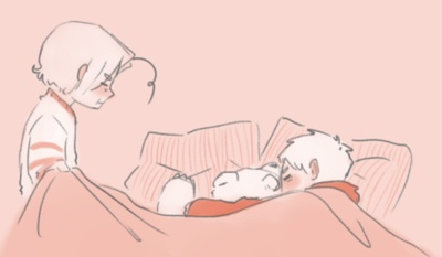 Prussia and Canada bed time