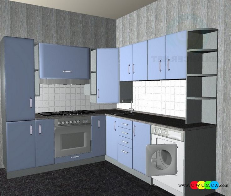 Kitchen:Corona Kitchen Ad Decor Cabinets Furniture Table And Chairs Remodel Kitchens 3d Model Free Download Countertops Layout Worktops Island Design Ideas 3ds Kitchenette Sketchup (14) You Won't Believe How Cool Corona Kitchen's 3D Ad Looks and Other Kitchen 3D Model