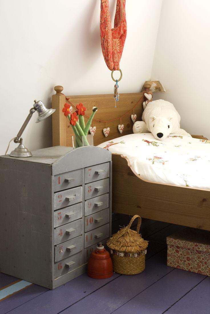 Meer dan 1000 ideeën over paarse kinderkamers op pinterest ...