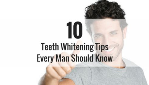 10 Teeth Whitening Tips Every Man Should Know #tee…