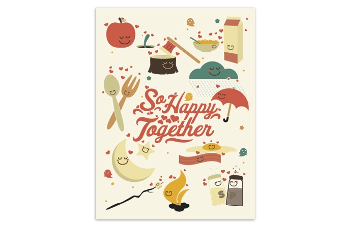 togetherAustin, Logo, Creative, Illustration, Art, Brand, Director, Design, Bomelycr