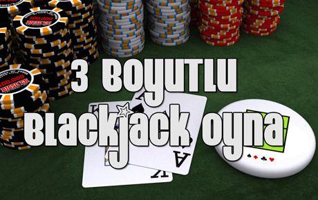 3 Boyutlu Blackjack Oyna
