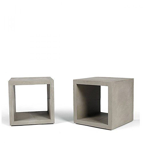 Lyon Beton Stackable Cube Monobloc Small - Concrete Lyon ... https://smile.amazon.com/dp/B0142TVVFW/ref=cm_sw_r_pi_dp_x_mfx6ybC0HR2PS