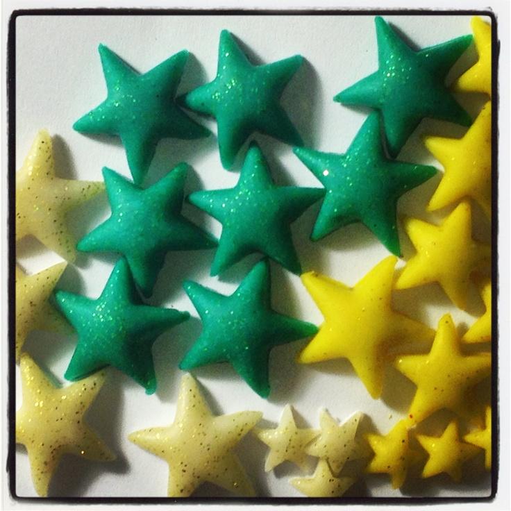 La cosa va de estrellas...