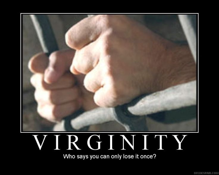 Thoughts on losing virginity