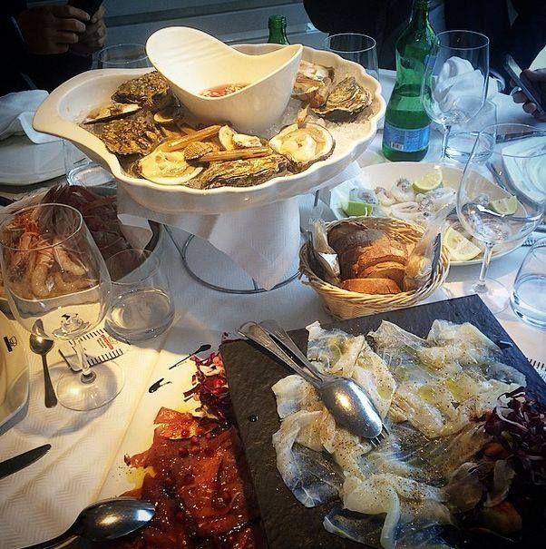 Quando portiamo il mare in tavola, lo facciamo in grande stile!