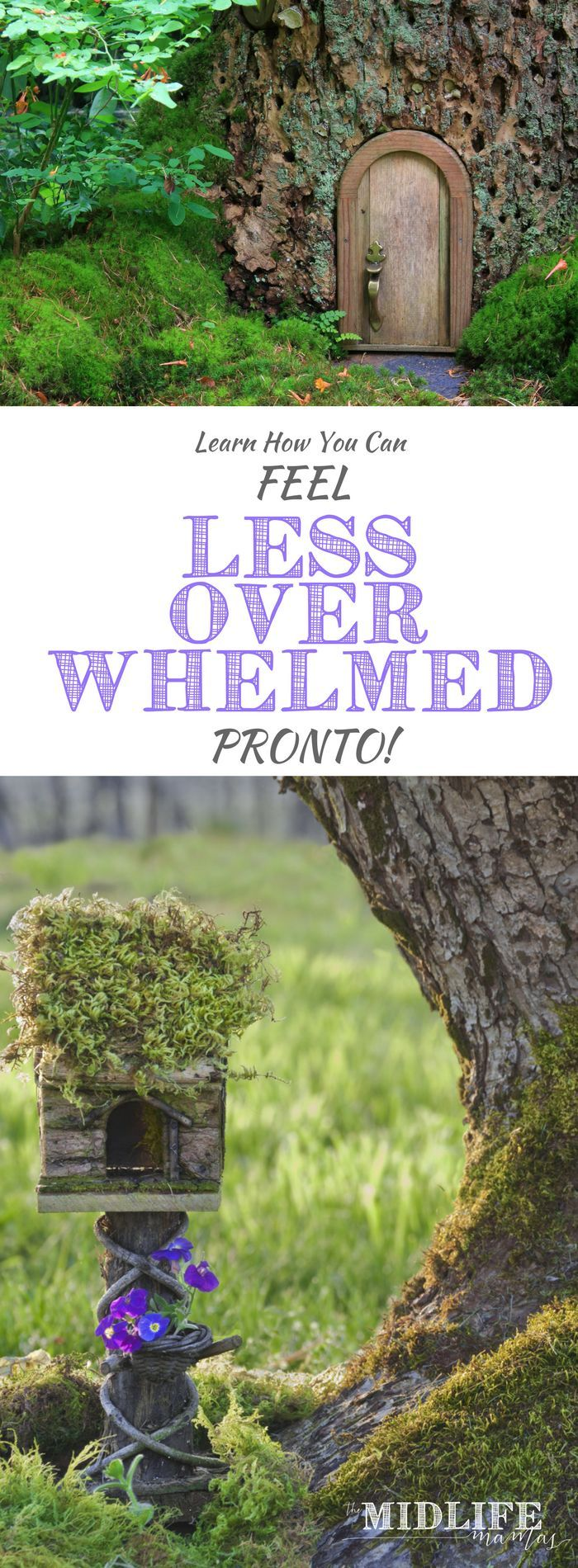 Are you looking for tips or wondering what to do when you are feeling overwhelmed by mom life? This one thing will give you all the encouragement and inspiration to turn your own overwhelmed feelings around! PRONTO! #overwhelmed #feelingoverwhelmedwww.themidifemamas.com