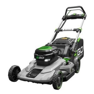 EGO 21 in. 56-Volt Lithium-Ion Cordless Battery Self Propelled Mower LM2102SP at The Home Depot - Mobile