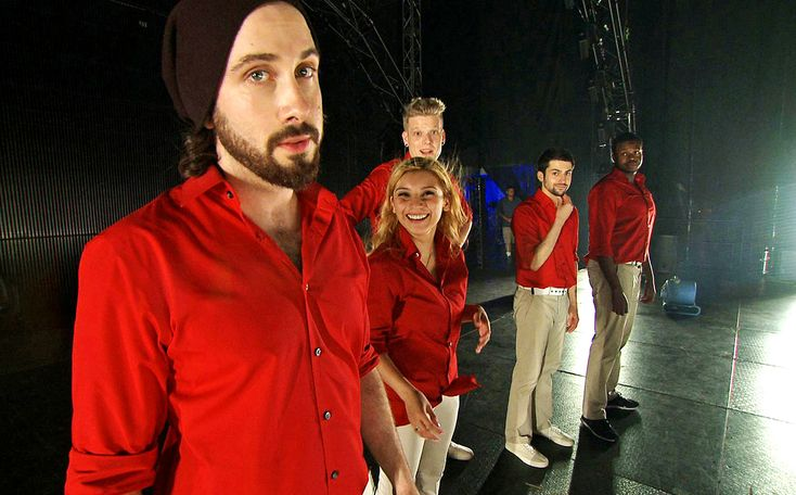 The Internet basically erupted (in perfect harmony, to be clear) when EW announced that a cappella phenomenon Pentatonix would join the cast of Pitch Perfect 2. But who would the singing group play in the sequel?  Now the movie—and the secret—is out. Pentatonix steals the show in the buzzy musical sequel for a brief song, playing a rival Canadian group competing against the Barden Bellas at the world championships.