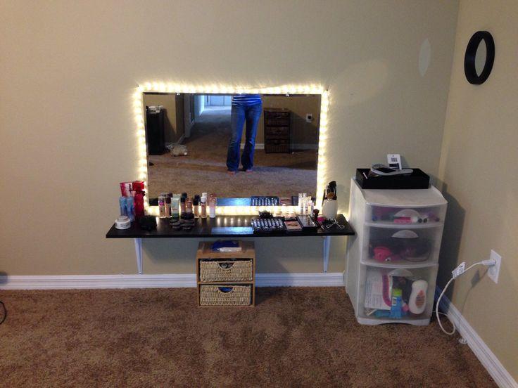 208 Best Images About Diy Home Desks Vanities On