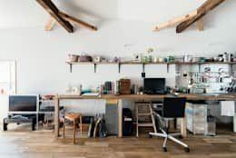 ホームオフィス5選 – 趣味も仕事もはかどる空間デザイン!
