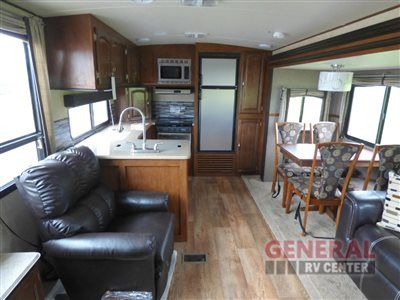 New 2016 Forest River RV Wildwood Heritage Glen 282 RK Travel Trailer at General RV | Birch Run, MI | #121959