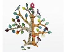 TOTEM Birds tree 3D Vogelbaum