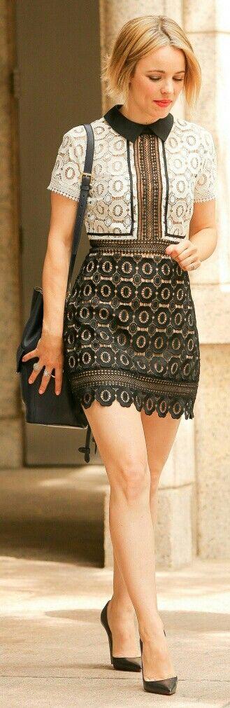 Rachel macadams - this dress!                                                                                                                                                                                 More