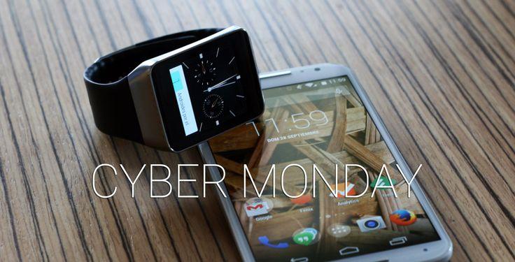 Cyber Monday 2016: ofertas en tecnología que no te puedes perder