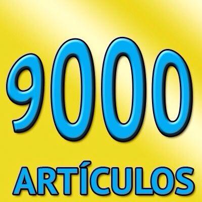 !!Ya tenemos 9000 artículos en nuestra web!! http://www.latienducha.com
