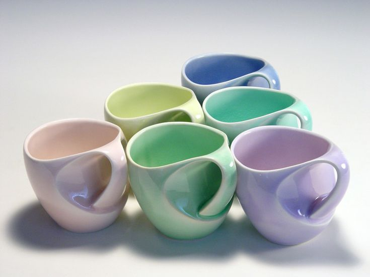 coffee cups, like this fresh handle.