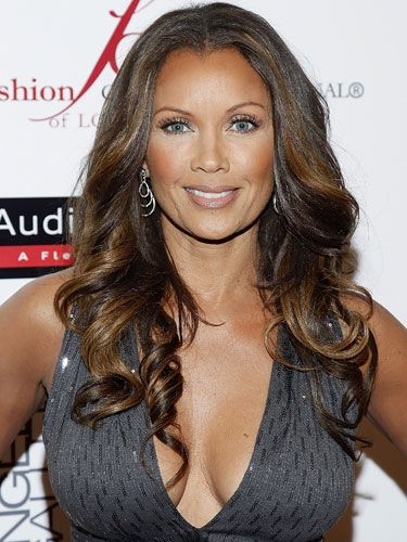 Vanessa Williams she might be the second most beautiful woman....