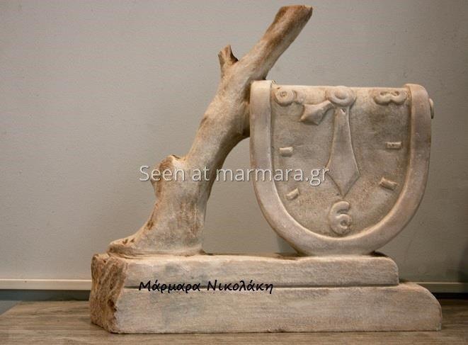 100% HANDMADE MARBLE ART - ΜΑΡΜΑΡΑ ΝΙΚΟΛΑΚΗ - ΕΡΓΑ ΤΕΧΝΗΣ. Contact sales@marmara.gr