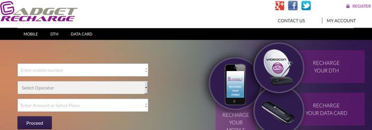Now everyone busy in this fast life and want to consume a time like a mobile recharge or shopping, so everyone doesn't waste the time mobile recharge, just log in to the online mobile recharge website and instantly recharge, but a number of website didn't give the best response in online mobile recharge.Gadget recharge is providing an Online mobile recharge through the website, this one of the best websites for online mobile data card and DTH recharge with secure and instant recharge…