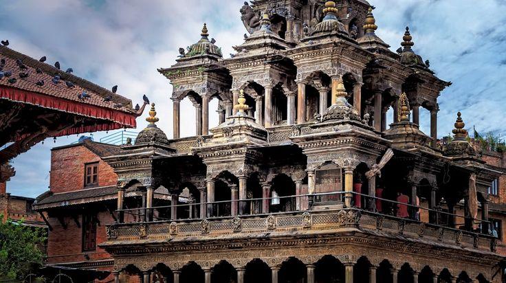 Patan Durbar Square, Nepal | 1,000,000 Places