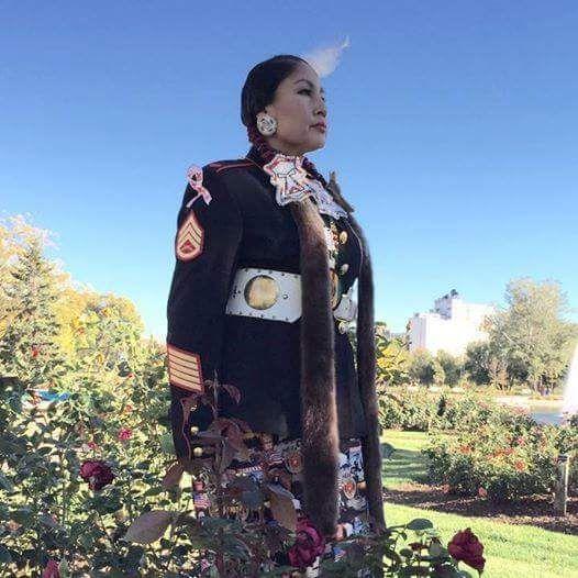 Native American Veteran